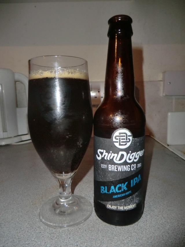 Shindigger Black IPA