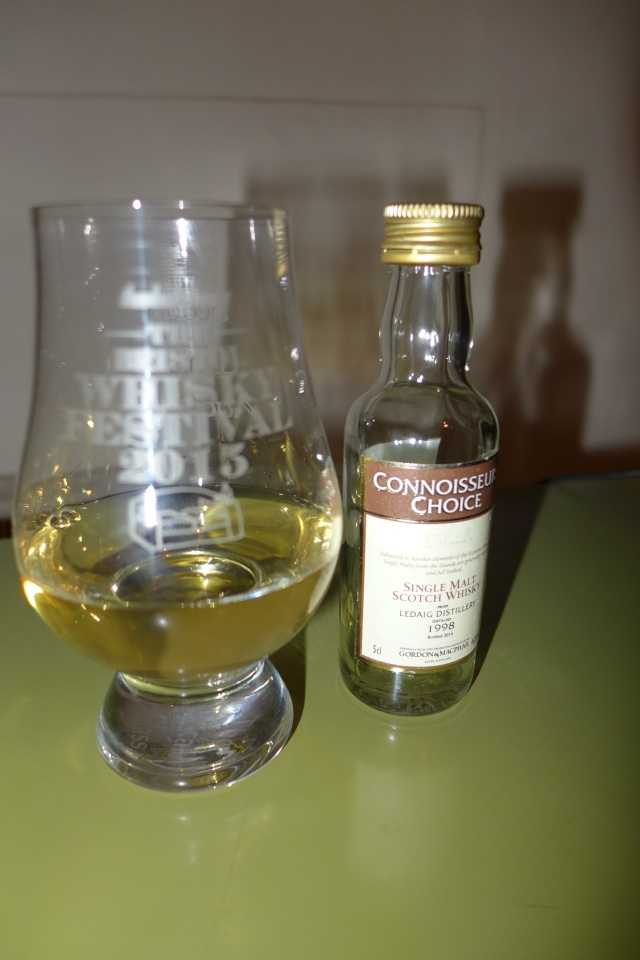 Connoisseurs Choice Ledaig 1998