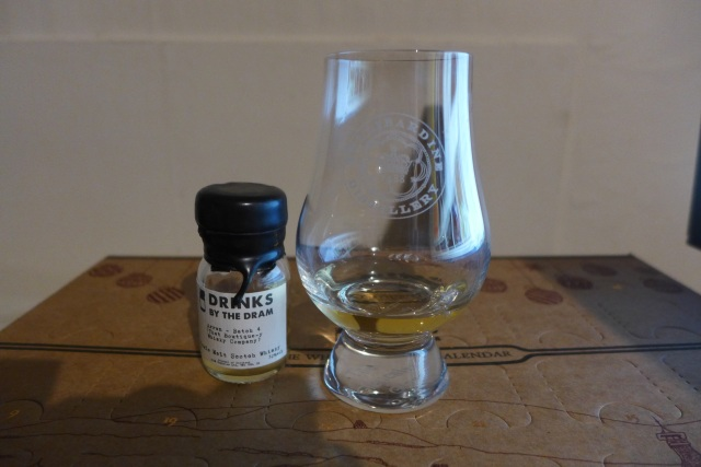 Arran That Boutique-y Whisky Company Batch 4